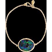 PIPPA SMALL 18-karat gold opal bracelet - Bracelets -
