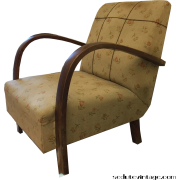 POLTRONCINA Art Déco chair - Furniture -