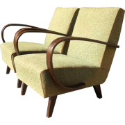 POLTRONE Art Déco chairs - Furniture -