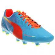 PUMA Men's Evospeed 1.2 SL Firm Ground Soccer Shoe - Sneakers - $39.95