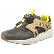 PUMA Men's Leather Disc Cage Lux Sneaker - Sneakers - $34.95
