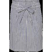 Paper bag skirt - Suknje -