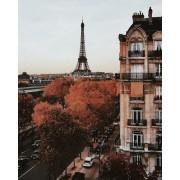 Paris in autumn - Građevine -