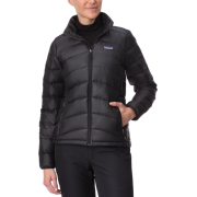 Patagonia Hi-Loft Down Sweater Jacket - Women's Black - Jaquetas e casacos - $160.95  ~ 138.24€