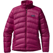 Patagonia Hi-Loft Down Sweater Jacket - Women's Magenta - Jacket - coats - $160.95