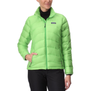 Patagonia Hi-Loft Down Sweater Jacket - Women's Watercress - Jaquetas e casacos - $160.95  ~ 138.24€