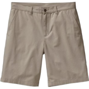 Patagonia Men's All Wear 10 Shorts Forge Grey Retro Khaki - Calções - $55.00  ~ 47.24€