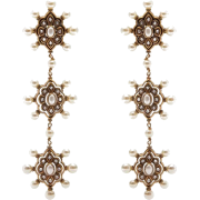 Pearl drop earings - Uncategorized -