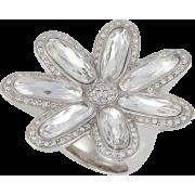 Michelle Monroe Crystal Flower - Rings - 215,00kn  ~ $33.84