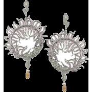 Michelle Monroe Filigree Snake - Earrings - 170,00kn  ~ $26.76