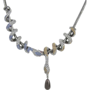 Michelle Monroe Twirling Snake - Necklaces - 160,00kn  ~ $25.19