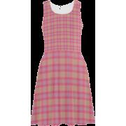 Pink Purple Plaid Atalanta Sundress - Dresses - $31.88