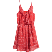 Polkadot HM dress - sukienki -