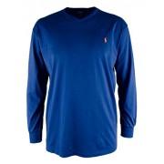 Polo Ralph Lauren Mens Big & Tall Heathered Long Sleeve T-Shirt - Shirts - $23.24
