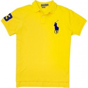 Polo Ralph Lauren Men's Custom-Fit Big Pony Polo - Shirts - $47.75