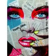 Pop Art face  - Tła -
