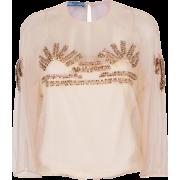 Prada Sheer Blouse - Uncategorized - $2,340.00  ~ 2,009.79€