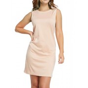 Pretty Casual Sleeveless Dress | Stylish and Trendy Designs - My look - $23.99