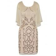 PrettyGuide Women's Flapper Dress 1920s Inspired Sequin Cape Deco Gatsby Dress - Платья - $33.99  ~ 29.19€