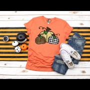 Pumpkin Trio - Shirts - kurz -