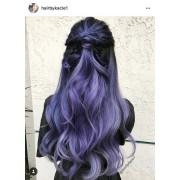 Purple Hair - My photos -