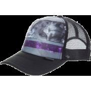 Quiksilver Boards Trucker Hat - Men's Black Grey  Size:   One Size - Cap - $20.00