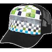 Quiksilver Boards Trucker Hat - Men's Lime  Size:   One Size - Cap - $19.99