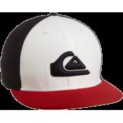 Quiksilver Men's Drone Hat Cardinal Red - Cap - $26.00