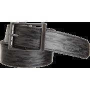 Quiksilver Men's Fault Line Belt Black - Belt - $24.00