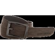 Quiksilver Men's Fault Line Belt Dark Vintage Brown - Belt - $24.00