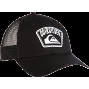 Quiksilver Men's Helpdesk This is Daniel Hat Black/White - Cap - $22.00