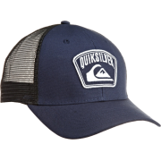 Quiksilver Men's Helpdesk This is Daniel Hat Navy - Cap - $22.00