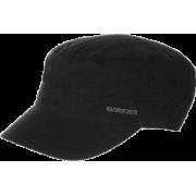 Quiksilver Men's Marauder Hat Black1 - Cap - $24.95