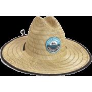 Quiksilver Men's Ryder Straw Hat Natural - Cap - $24.00