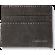 Quiksilver Runt Wallet - Men's Black - Wallets - $10.50