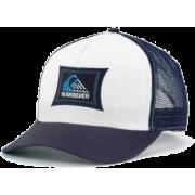 Quiksilver Truck Stop Hat White/ Black - Cap - $21.99