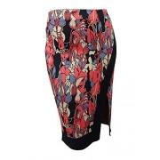 RACHEL Rachel Roy Womens Plus Printed Knee-Length Pencil Skirt - Skirts - $19.59