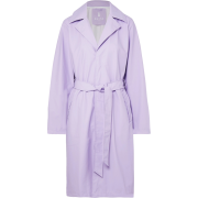 RAINSMatte-PU trench coat - Jacket - coats -