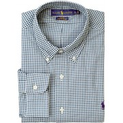 RALPH LAUREN Men's Slim Fit Stretch Oxford Shirt - Shirts - $48.67