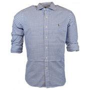 Ralph Lauren Men's Cotton Twill Standard Fit Button-Down Shirt - Shirts - $27.25