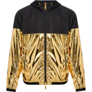 Ralph Lauren Purple Label Baffin Metalli - Jacket - coats -
