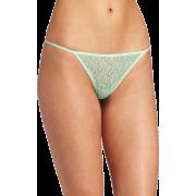 Rampage Women's Lace Thong Green - Cinturini - $3.13  ~ 2.69€