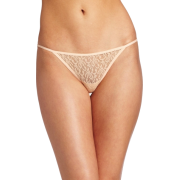 Rampage Women's Lace Thong Nude - Thongs - $3.13