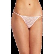 Rampage Women's Lace Thong Pink - Cinturini - $3.13  ~ 2.69€