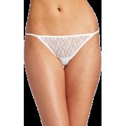 Rampage Women's Lace Thong White - Cinturini - $3.13  ~ 2.69€
