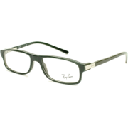 Ray-Ban Glasses Ray Ban Eyeglasses frame RB 5135 RB5135 2309 Acetate Dark green - Eyeglasses - $80.08