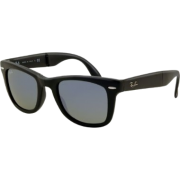 Ray-Ban RB 4105 601S/68 Wayfarer Folding - Sunglasses - $149.00