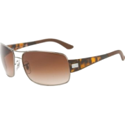 Ray-Ban RB3426 Sunglasses Gunmetal/Brown Gradient, One Size - Sunglasses - $115.00