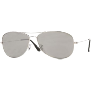 Ray-Ban Ray Ban Sunglasses RB 3362 RB3362 00340 Metal - Acetate Silver dark ruthenium Grey Green Mirror - Sunglasses - $116.95