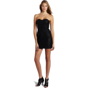 Rebecca Minkoff - Clothing Women's Lara Bustier Dress Black - Dresses - $698.00